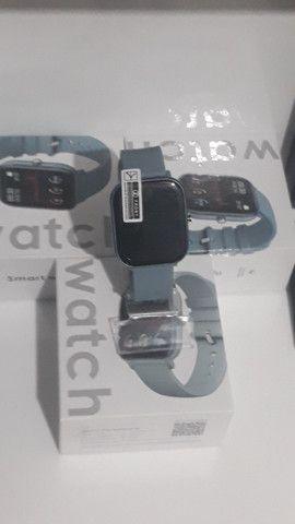 Relógio inteligente P8 novo na caixa  - Foto 4