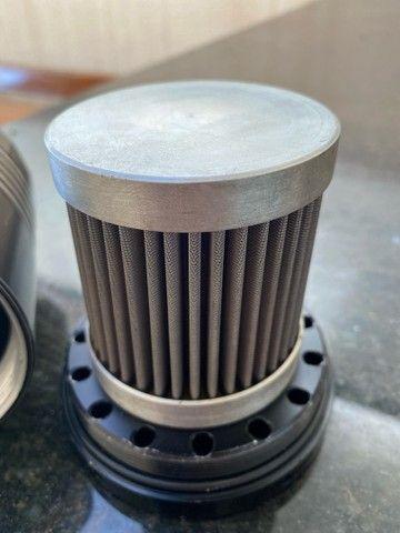 Filtro de óleo lavável motor Ap  - Foto 4