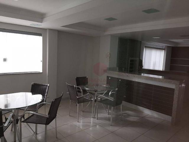 Apartamento com 1 dormitório para alugar, 45 m² por R$ 1.350,00/mês - Zona 07 - Maringá/PR - Foto 12