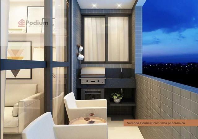Apartamento à venda com 2 dormitórios em Portal do sol, João pessoa cod:37623 - Foto 7