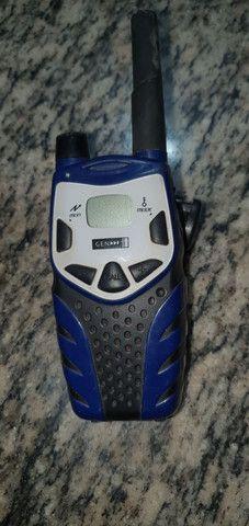 RÁDIO COMUNICADOR 8KM(LEIA A DESCRIÇÃO) - Foto 3