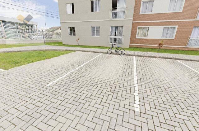 Apartamento com 2 dormitórios para alugar por R$ 1.300,00/mês - Hauer - Curitiba/PR - Foto 11