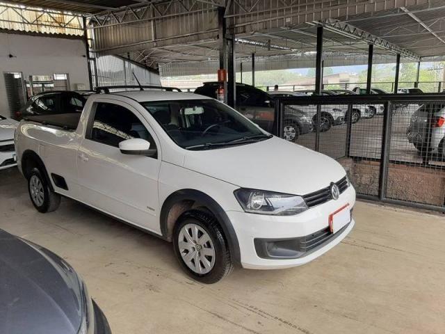 Volkswagen Saveiro 1.6  Cabine Simples Trend - Foto 3