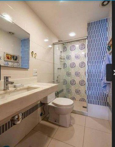 Leblon Apartamento 2 Quartos 1Suite  Vaga de Garagem Infra Estrutura - Foto 5