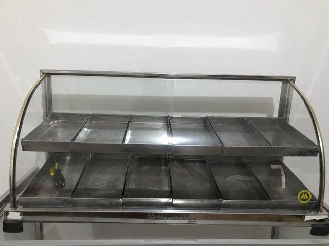 Estufa elétrica para salgados  - Foto 3