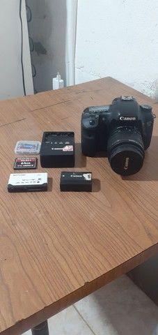 Canon + kit COMPLETO!! - Foto 6