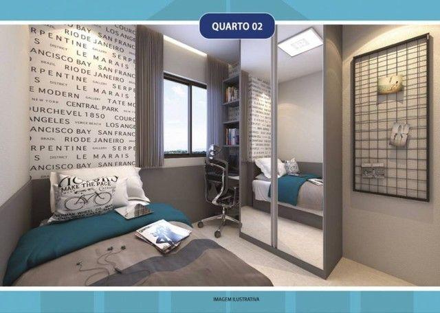 AF - Oportunidade -Lançamento de condomínio clube - Residencial Luar do Parque - 3 quartos - Foto 19