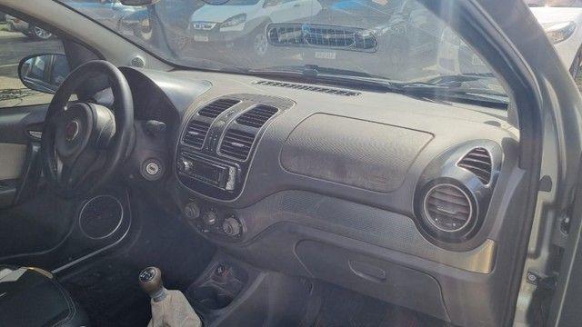 Fiat Grand Siena 1.4 Flex, C/Entrada+48x643 Fixas - Foto 7