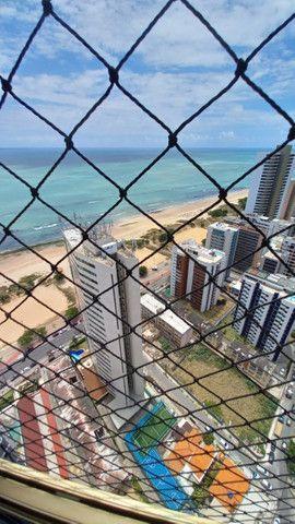 Apartamento, 53m² Sendo 2 Quartos, 1 Suíte, Mobiliado, 1 Vaga em Boa Viagem - Foto 2