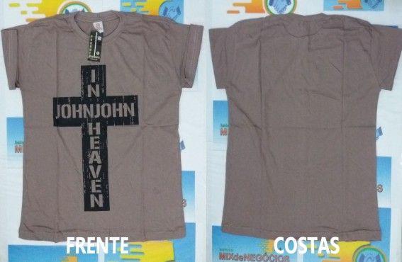 Camisas Masculinas em Algodão - Adulto - Foto 6