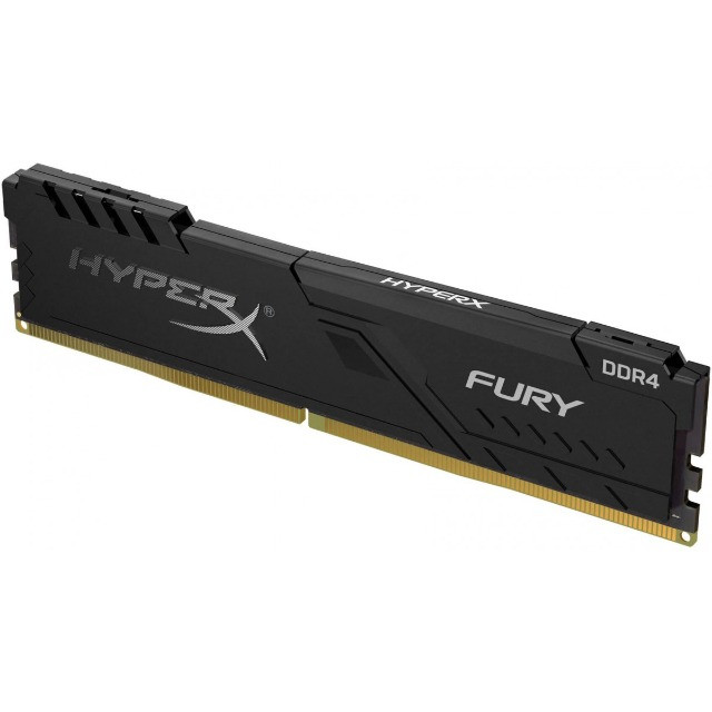 Memória 8GB HyperX DDR4 Preta - NOVO - Loja Física - Foto 2
