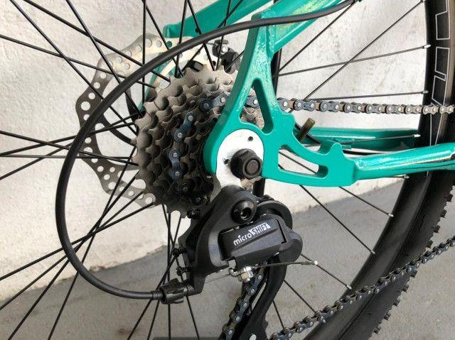 Bike Mtb Skynano 21v - Foto 2