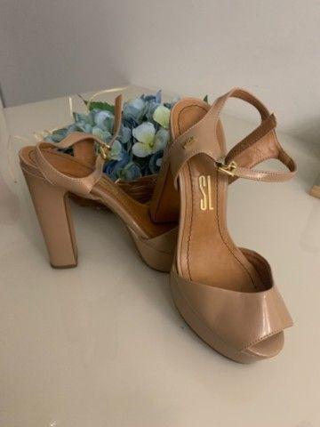 Sandália Santa Lolla meia pata