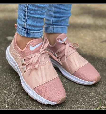 Tênis Nike Feminino 35 39 Caminhada Academia Corrida Dia Dia