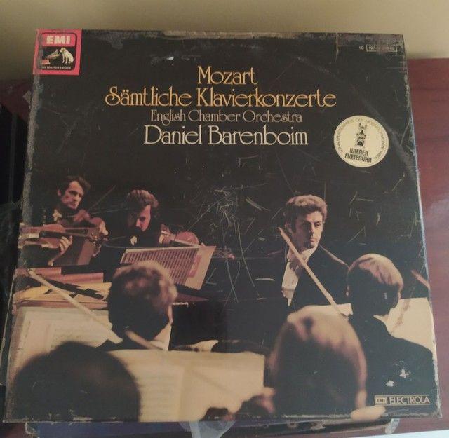 LPs de Mozart