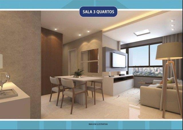 AF - Oportunidade -Lançamento de condomínio clube - Residencial Luar do Parque - 3 quartos - Foto 16