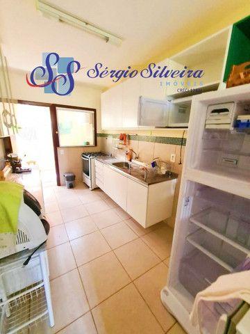 Casa no Porto das Dunas em condomínio fechado 4 suítes e lazer - Foto 8