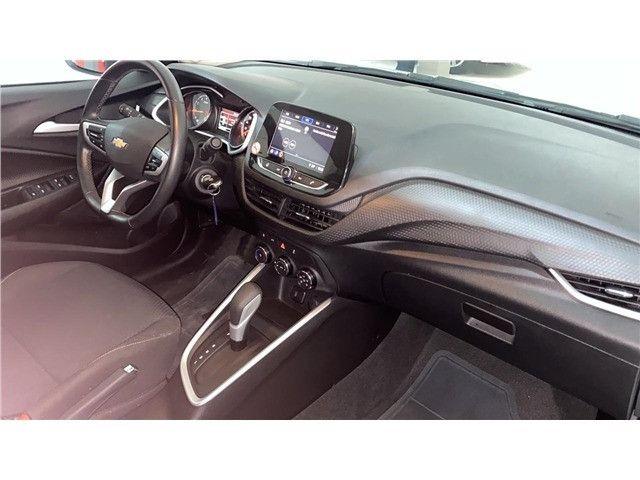 Onix Plus Aut LT Turbo - 20/20 -Ipva 2021 pago!!! - Foto 8