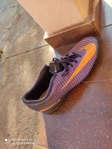 Vende-se chuteira Nike mercurialX (N°44)