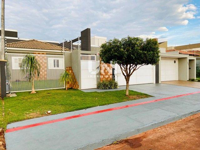 VENDA   Casa, com 3 quartos em Novo Parque Alvorada, Dourados