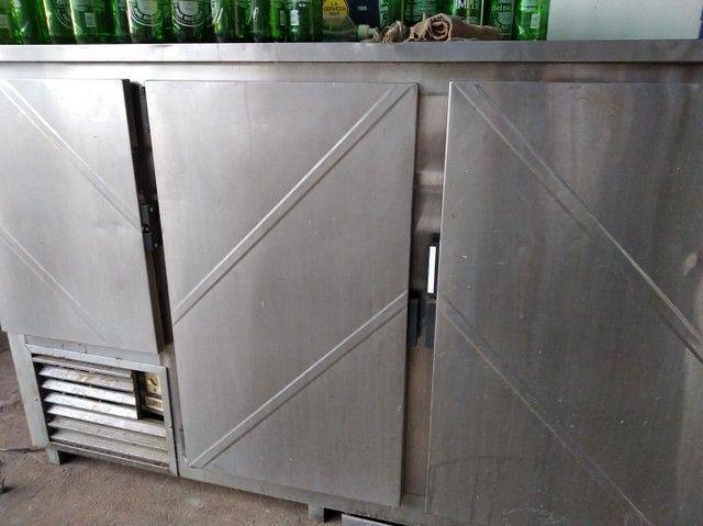 Geladeira camara fria cervejas/chopp - Foto 4