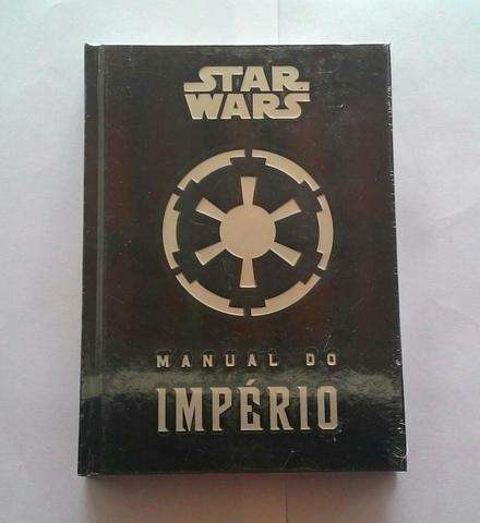 Star Wars - O Manual do Império, Capa Dura Novo