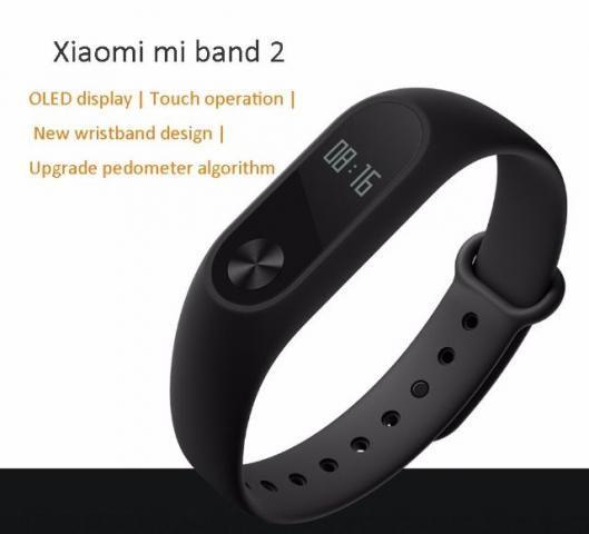 Mi Band 2 Pulseira Inteligente Monitor Card 237 Aco