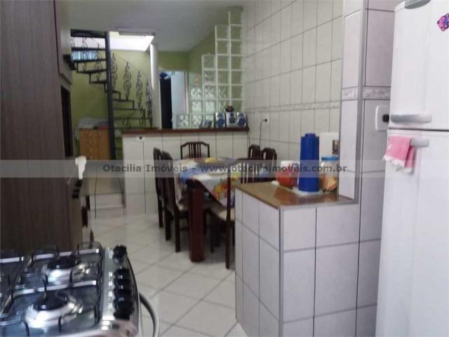 Casa à venda com 3 dormitórios em Assuncao, Sao bernardo do campo cod:22514 - Foto 5