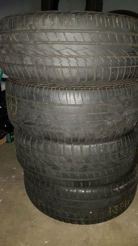 Jogo pneus 235/50 r18