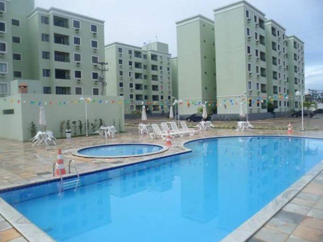 Vdo apartamento Nascente Residencial Porto Alegre e Seguro no Antares de 2/4 e 3/4