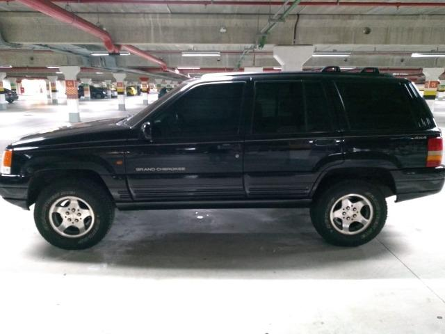 Attractive Jeep Grand Cherokee Laredo 4.0 Ano 1997