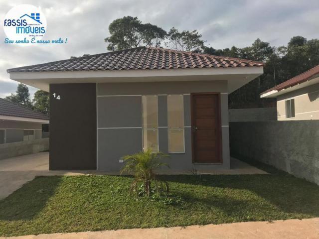 Condomínio fechado com 03 dormitórios a partir de r$ 189.900,00 use fgts - Foto 18