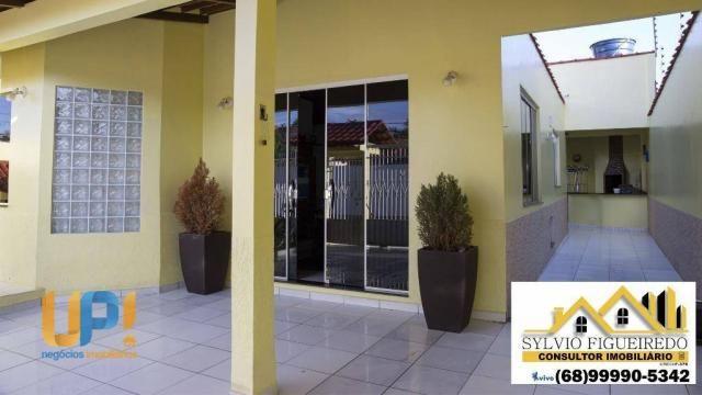 Casa com 2 dormitórios à venda, 300 m² por R$ 400.000 - Jardim Tropical - Rio Branco/AC - Foto 3