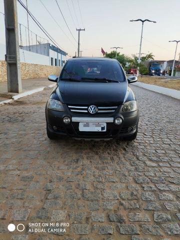 Crossfox 1.6 Preto - 09/09 - Extra - Foto 14