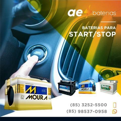 Escolha a bateria 60Ah Moura para o seu veículo
