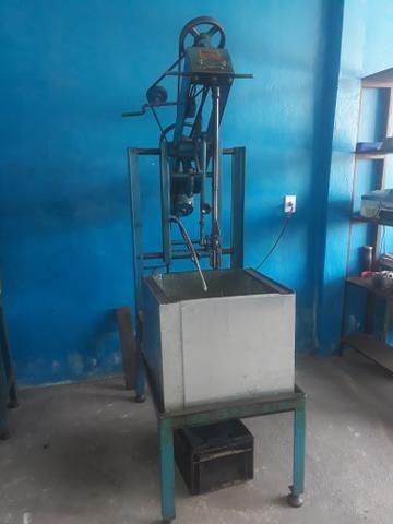 Máquina de retifica ( Broquiadeira) valor 26 mil - Foto 4