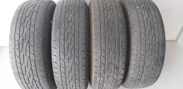 4 pneus de camioneta - Foto 4