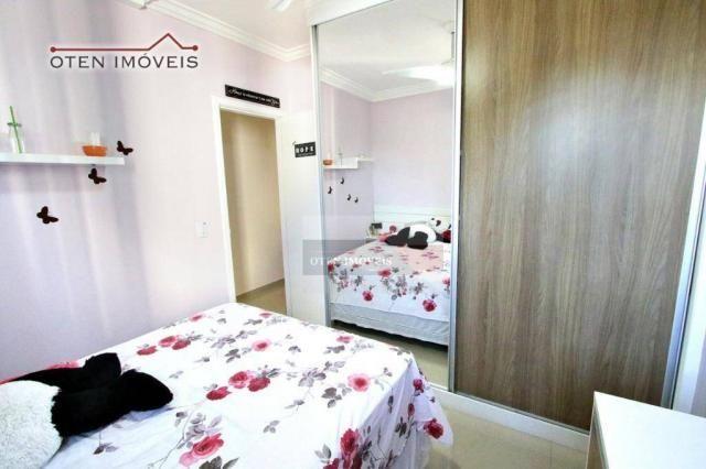 Apartamento com 4 dormitórios à venda, 156 m² por r$ 750.000 - jardim das indústrias - são - Foto 17