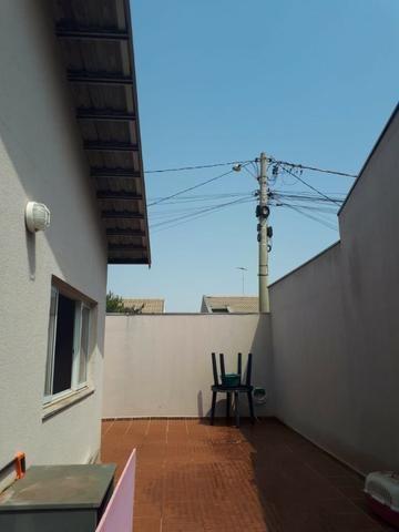 Aluga-se casa no Condomínio Safira na Vila Cristal com 3 quartos - Foto 17