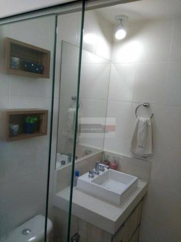 Apartamento com 2 dormitórios à venda, 75 m² por r$ 450.000 - jardim das indústrias - são  - Foto 17