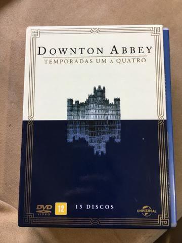 DVD downton abbey - Foto 3
