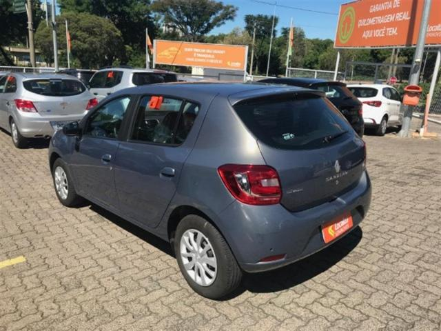 RENAULT SANDERO 2018/2019 1.6 16V SCE FLEX EXPRESSION MANUAL - Foto 5