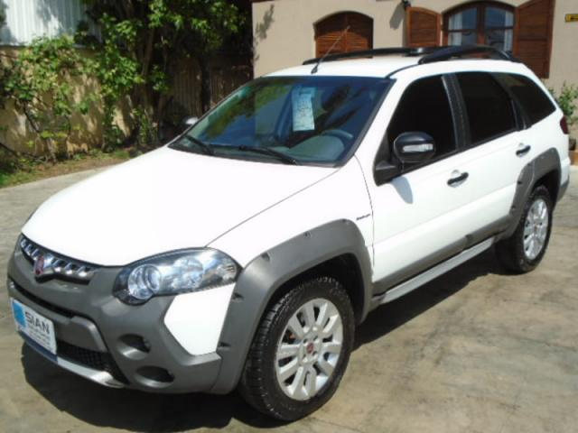 FIAT PALIO WEEKEND ADVENTURE 1.8 16V DUALOGIC