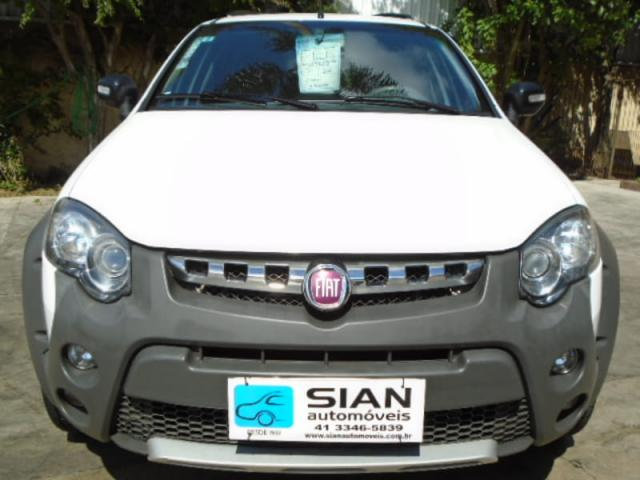 FIAT PALIO WEEKEND ADVENTURE 1.8 16V DUALOGIC - Foto 13