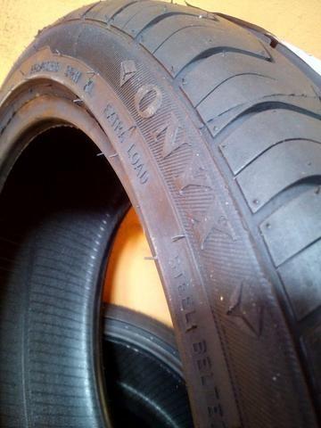 Kit 2 pneus 18 ref 225/40 r18 novos - Foto 4