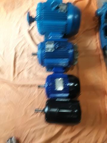 Motores Trifásico de 7,5CV 2 Alta e Baixa e 3CV de Alta - Foto 3