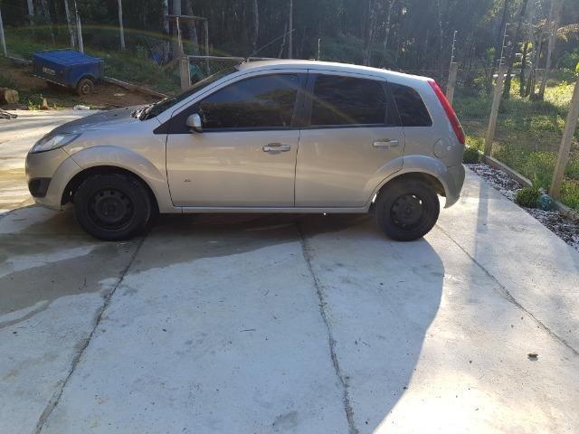 Ford Fiesta flex 1.0 SE completo, 13/14 repasse R$19.900 - Foto 4