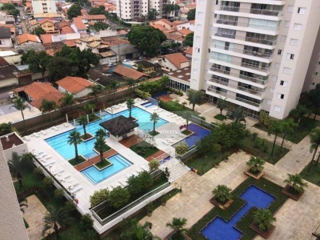 Apartamento com 3 dormitórios à venda, 142 m² por r$ 640.000 - jardim das indústrias - são