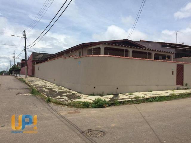 Casa com 4 dormitórios à venda, 300 m² por R$ 300.000 - Conjunto Castelo Branco - Rio Bran