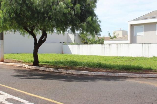 Loteamento/condomínio à venda com dormitórios em Cond. gávea hill ii, Uberlândia cod:301 - Foto 2